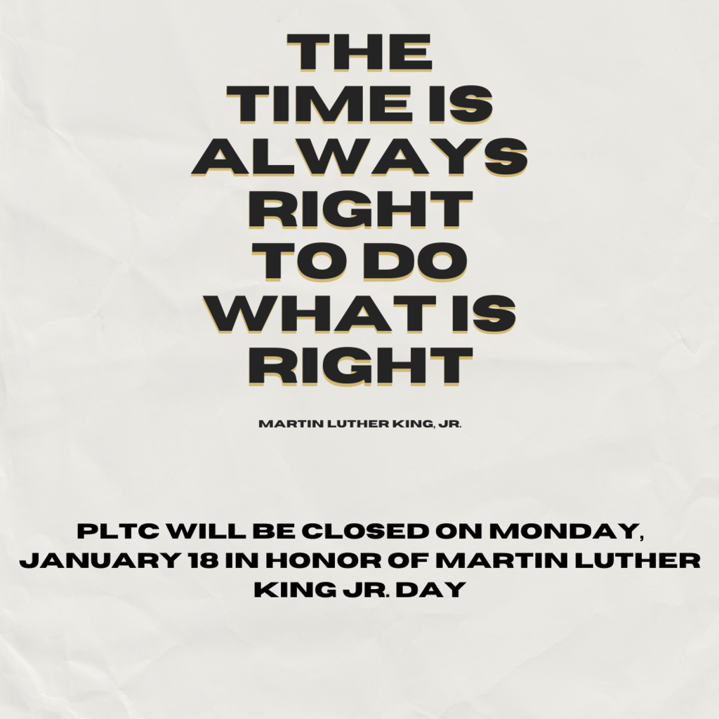 MLK Quote - The time is always right to do what is right